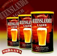 Morgan's Queenslander Range - Lager