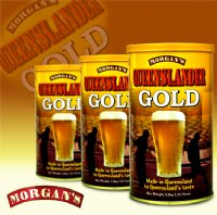 Morgan's Queenslander Range - Gold