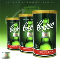 Coopers International Series - European Lager
