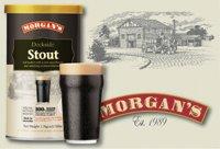 Morgan's Premium Range - Dockside Stout