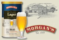 Morgan's Premium Range - Blue Mountain Lager