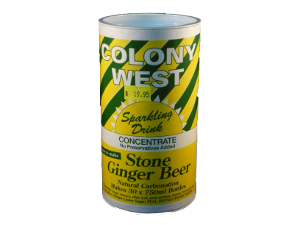 Stone Ginger Beer - Colony West