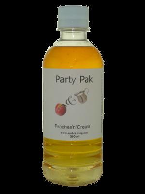 Peaches 'n' Cream - Party Pak