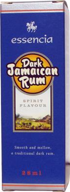 Rum - Dark Jamaican (Essencia)