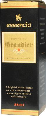 Liqueur - Grandier / Grand Marnier Essencia