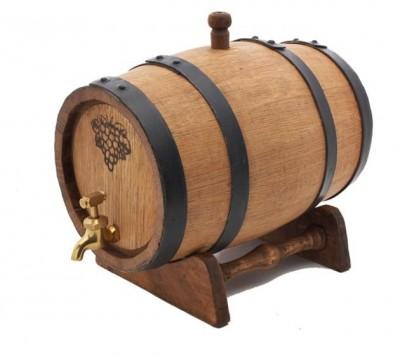 American Oak Barrel 12 Lt