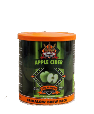 Apple Cider - Brigalow Brew Pack