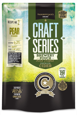 Mangrove Jack's - Pear Cider - Craft  Series
