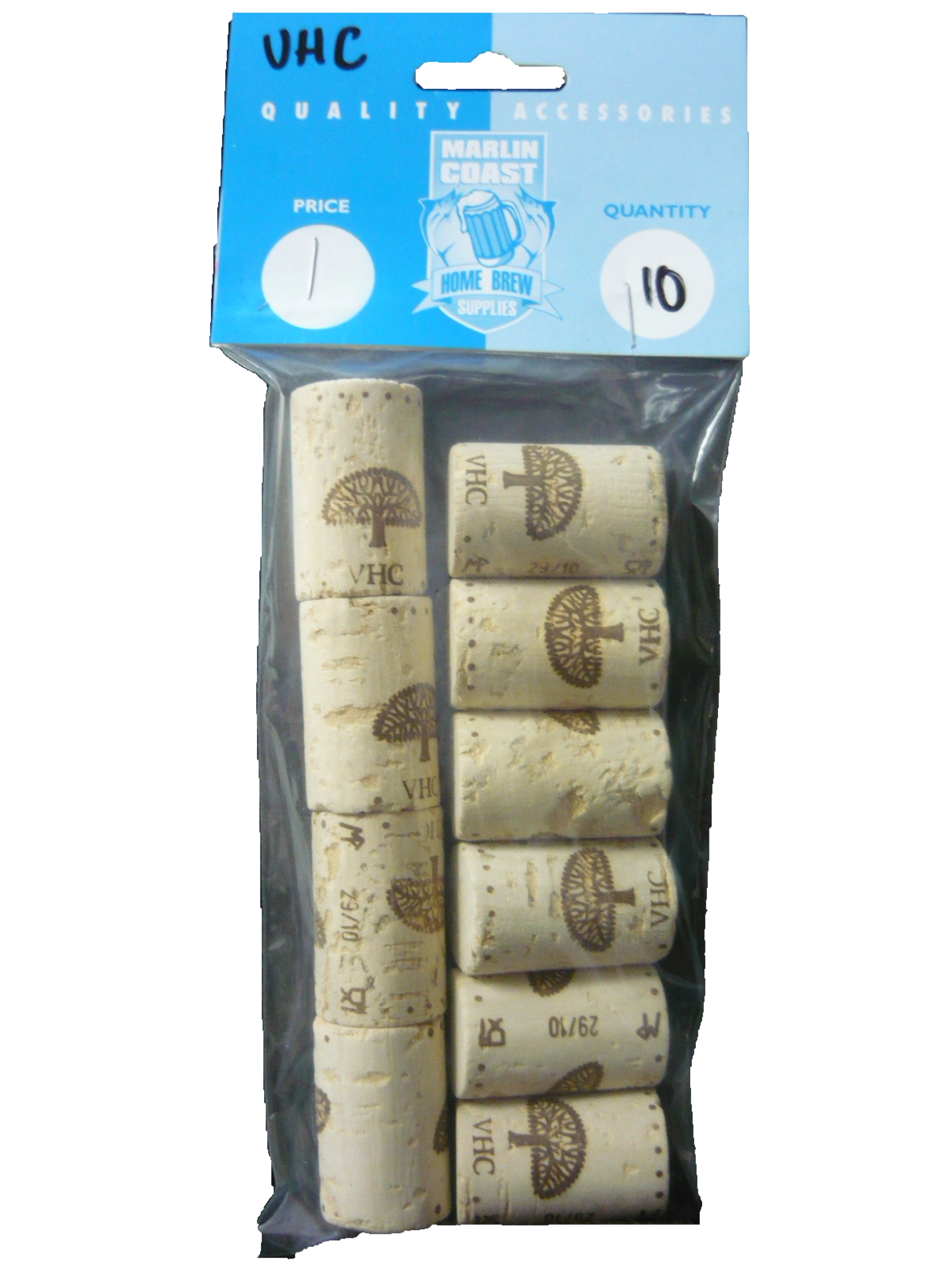VHC Corks (Pack of 10)