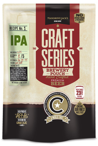 Mangrove Jack's Craft Series - I.P.A