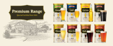 Morgans Premium Beer Range