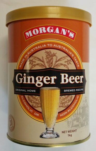 Morgans Ginger Beer Range