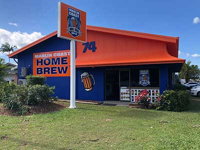 Marlin Coast Home Brew Shop