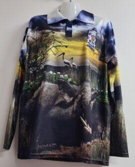 Marlin Coast Pig Hunting / Fishing Shirt (large) 1